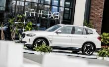 驭电乘风 行所未来创新纯电动BMW iX3东南区城市品鉴