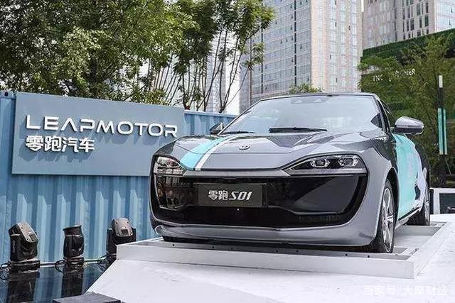 近10款产品 零跑汽车未来3年新车规划