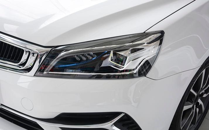 吉利第四代帝豪开启预售 仍搭1.5L 8.7万元起