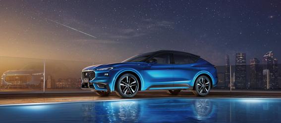 全面转型数字化的燃油车有多Fashion?
